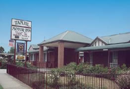 Tanjil Motor Inn - Whitsundays Accommodation