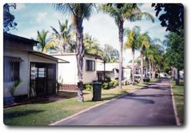Finemore Tourist Park - Whitsundays Accommodation