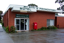 Wilsons Promontory Motel - Whitsundays Accommodation