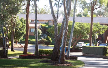 Comfort Inn  Suites Robertson Gardens - Whitsundays Accommodation