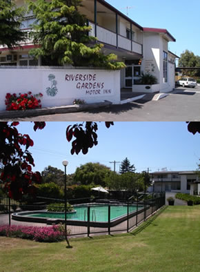 Riverside Gardens Motor Inn - Whitsundays Accommodation
