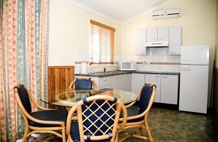 Dunleith Tourist Park - Whitsundays Accommodation