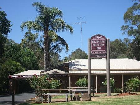 Eltham Motor Inn - Whitsundays Accommodation