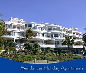 Sundancer Holiday Apartments - Whitsundays Accommodation