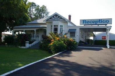 Colonial Court Motor Inn - Whitsundays Accommodation