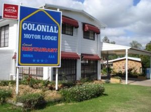 Colonial Motor Lodge - Whitsundays Accommodation
