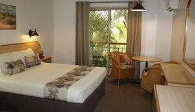 Colonial Village Motel - Whitsundays Accommodation