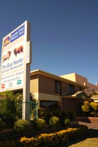 Cattle City Motor Inn - Whitsundays Accommodation