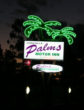 Chinchilla Palms Motor Inn - Whitsundays Accommodation