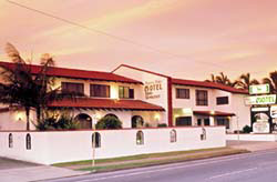 Comfort Inn Marco Polo Motel - Whitsundays Accommodation