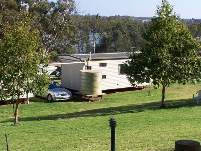 Robinvale Weir Caravan Park - Whitsundays Accommodation
