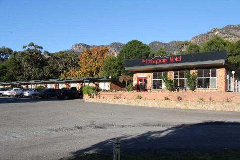Grampians Motel - Whitsundays Accommodation