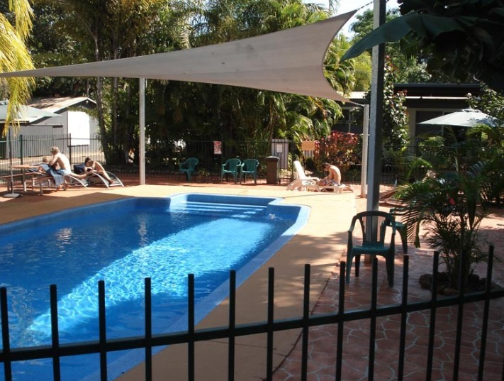 Shady Glen Tourist Park - Whitsundays Accommodation