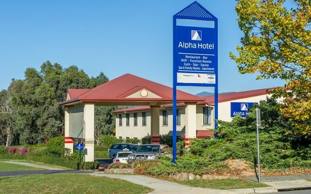 Alpha Hotel Canberra - Whitsundays Accommodation