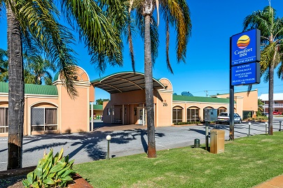 Comfort Inn Bel Eyre Perth - Whitsundays Accommodation