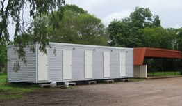 Coolalinga Caravan Park - Whitsundays Accommodation