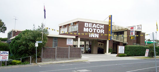 Beach Motor Inn - Whitsundays Accommodation