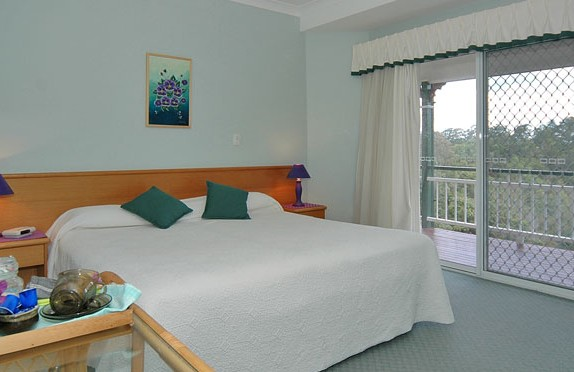 Eumundi Rise Bed And Breakfast - Whitsundays Accommodation