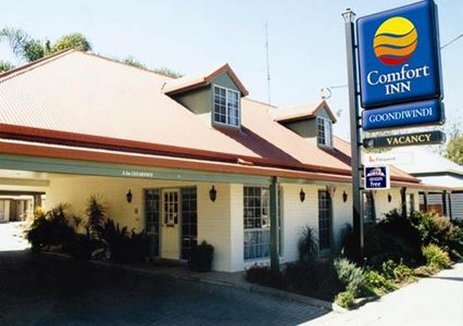 Comfort Inn Goondiwindi - Whitsundays Accommodation