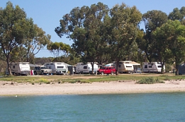 Streaky Bay Foreshore Tourist Park - Whitsundays Accommodation