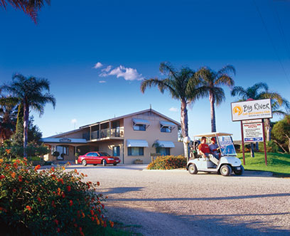 Big River Motor Inn - Whitsundays Accommodation