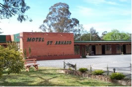 Motel St Arnaud - Whitsundays Accommodation