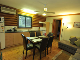 Western KI Caravan Park Cabins - Whitsundays Accommodation