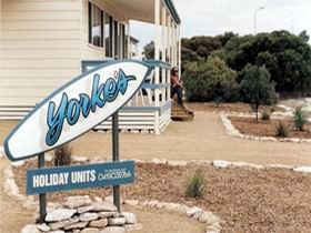 Yorke's Holiday Units - Whitsundays Accommodation