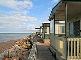 Stansbury Foreshore Caravan Park - Whitsundays Accommodation