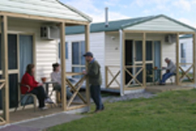 Discovery Holiday Parks Devonport Cosy Cabins - Whitsundays Accommodation