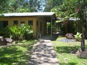 Lync-Haven Rainforest Retreat - Whitsundays Accommodation
