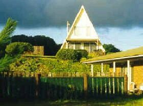 King Island A Frame Holiday Homes - Whitsundays Accommodation