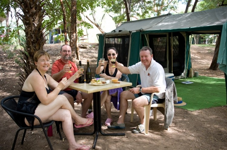 Adels Grove Camping Park - Whitsundays Accommodation