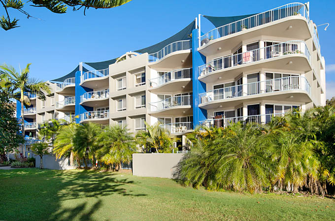 Reflections Holiday Apartments - Whitsundays Accommodation
