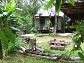 Ride On Mary Bush Cabin Adventure Stay - Whitsundays Accommodation