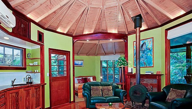 Mt Warning Rainforest Retreat  - Whitsundays Accommodation