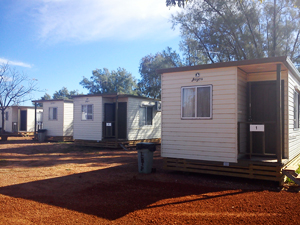 Lightning Ridge Tourist Park - Whitsundays Accommodation