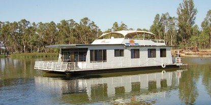 Timeout Houseboats Mildura - Whitsundays Accommodation