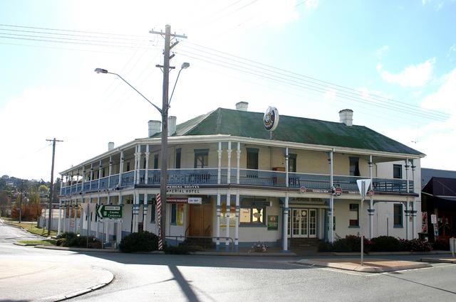 Imperial Hotel Bombala - Whitsundays Accommodation