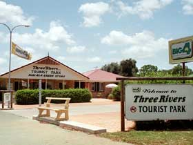 Mundubbera Three Rivers Tourist Park - Whitsundays Accommodation