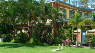 Riverside Tourist Park - Whitsundays Accommodation
