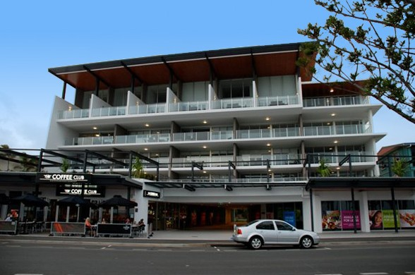 Echelon Apartments Yeppoon - Whitsundays Accommodation