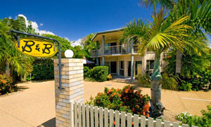 While Away Bed and Breakfast - Whitsundays Accommodation