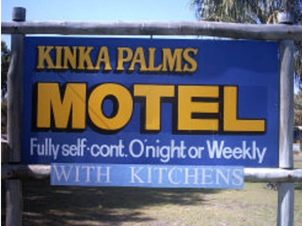 Kinka Palms Beachfront Apartments / Motel - Whitsundays Accommodation