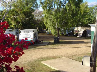 Rubyvale Caravan Park - Whitsundays Accommodation