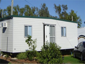 Blue Gem Caravan Park - Whitsundays Accommodation