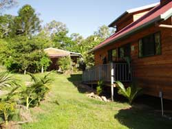 Byfield Creek Lodge - Whitsundays Accommodation