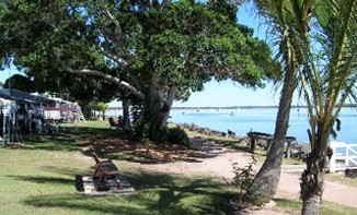Burrum Heads Beachfront Tourist Park - Whitsundays Accommodation