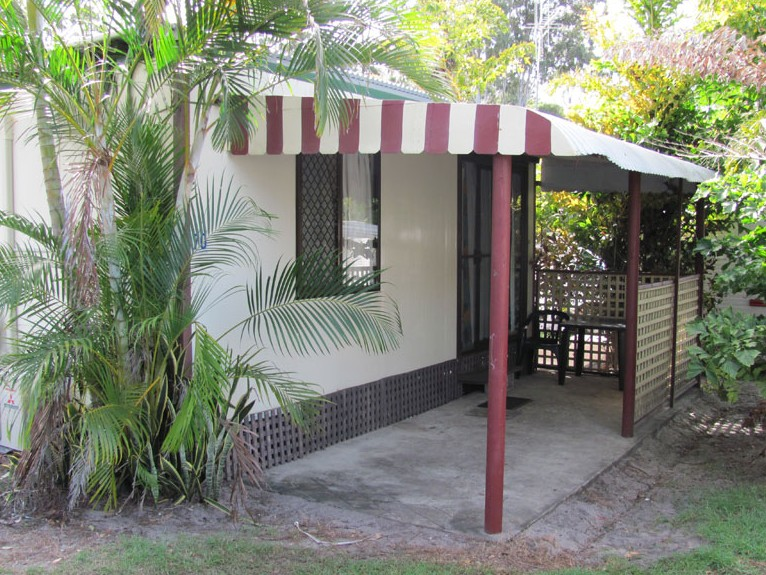 Hillcrest Holiday Park - Whitsundays Accommodation