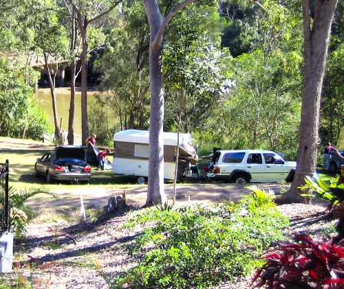 Burrum River Caravan Park - Whitsundays Accommodation